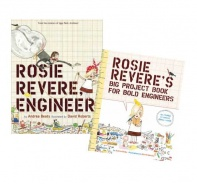 Rosie Revere Two Book Special Offer