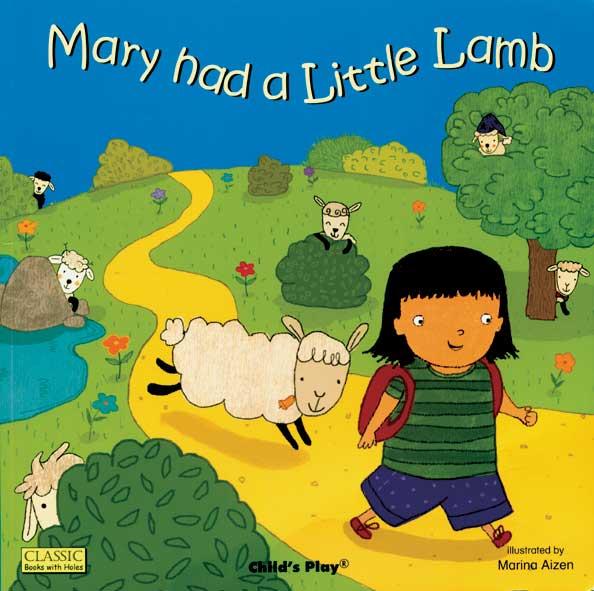 mixed race, nursery rhyme, Mary had a little lamb