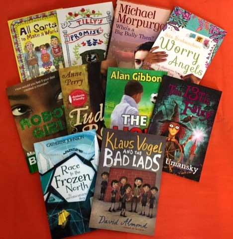 School & Nursery Book Packs